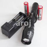 Lanterna Profesionala Tip Police 1200w de mare putere XML - T6