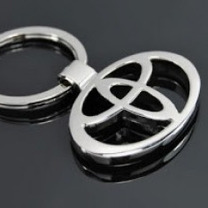Breloc metalic Toyota
