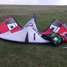 Vand kite Ozone catalist 10 mp - Kitesurfing