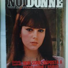 REVISTA NOI DONNE - NOI FEMEILE { NUMARUL 8 ANUL 1969 } - Revista femei