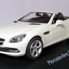 NOU! SCHUCO Mercedes SLK 2013 serie lim 1,000buc 1:43