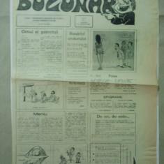 ZIAR - BUZUNAR - FOAIE UMORISTICA AL VIETEI LIBERE { NUMARUL 3 ANUL I - 1990 }