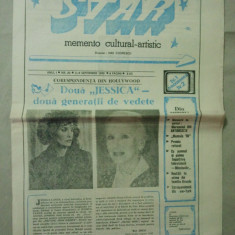 ZIAR - STAR - MEMENTO CULTURAL-ARTISTIC { NUMARUL 20 ANUL I - 1990 }