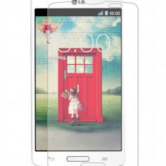 Folie LG L80 Transparenta - Folie de protectie LG, Lucioasa