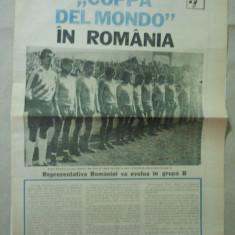 AFIS - COPPA DEL MONDO IN ROMANIA - ITALIA 1990