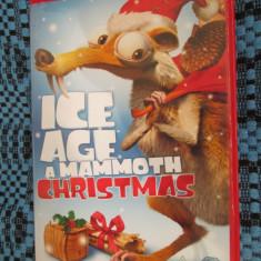 ICE AGE - A MAMMOTH CHRISTMAS - film animat DVD - (original, CA NOU!!) - Film animatie, Engleza