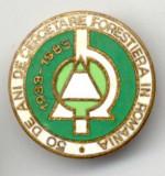 50 ANI DE CERCETARE FORESTIERA ROMANIA 1933 1983 SILVICULTURA FORESTIER PADURE