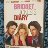 BRIDGET JONES'S DIARY - film comedie romantica DVD (original, CA NOU!!!)