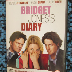 BRIDGET JONES'S DIARY - film comedie romantica DVD (original, CA NOU!!!), Engleza