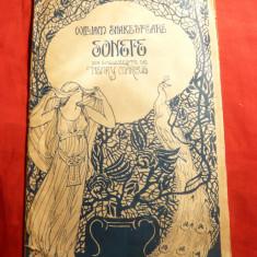 W. Shakespeare - Sonete - Ed. B.Tenenbaum 1922