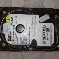 "Hard disk ata Western Digital 80g 3,5"" WD800JD-00JNA0 - Defect, 40-99 GB, 7200, IDE, Western Digital"