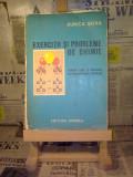 "Aurica Sova - Exercitii si probleme de chimie ""A294"""