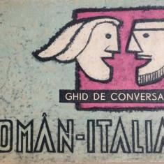 GHID DE CONVERSATIE ROMAN-ITALIAN - Ani Virgil
