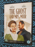 THE GHOST AND MRS. MUIR  - film DVD- (original, STARE IMPECABILA!!!), Engleza