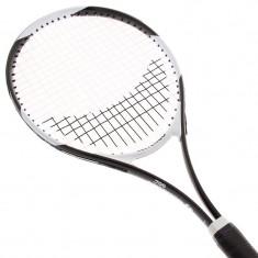 RACHETA TENIS MARIME STANDARD ALUMINIU + minge - Racheta tenis de camp, Comerciala, Adulti