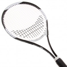 RACHETA TENIS MARIME STANDARD ALUMINIU + minge - Racheta tenis de camp, Comerciala