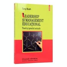 Leadership si management educational. Teorii si practici actuale - Carte Biologie