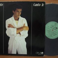 Disc vinil ( vinyl , pick-up ) NEL SANTO - Canto te (Produs Opus Cehoslovacia)