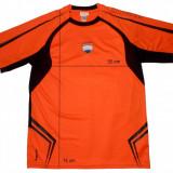 Tricou sport fotbal KIPSTA Nederland tehnologie Equarea, ca nou (L) cod-169091 - Echipament fotbal Kipsta, Marime: L, Tricou fotbal