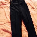 Colanti - Pantaloni dama, Marime: L/XL, Culoare: Negru, Lungi