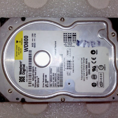 "Hard disk ata Western Digital 80g 3,5""  WD800JB-00F8A0 - Defect, 40-99 GB, 7200, IDE"