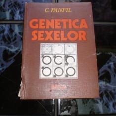 genetica sexelor C,  Panfil
