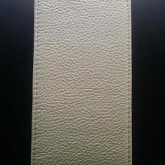 Husa toc flip alb Huawei Ascend P6
