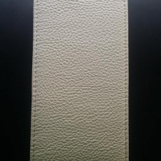 Husa toc flip alb Huawei Ascend P6 - Husa Telefon