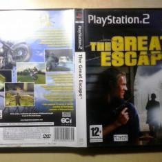 The Great escape - JOC PS2 Playstation   ( GameLand - sute de jocuri )