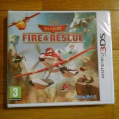 JOC NINTENDO 3DS DISNEY PLANES FIRE & RESCUE SIGILAT ORIGINAL / by DARK WADDER - Jocuri Nintendo 3DS, Simulatoare, 3+, Single player