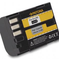 PATONA | Acumulator compatibil Pentax D Li90 D-Li90 K-01 K5 K-5II - Baterie Aparat foto PATONA, Dedicat
