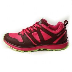 Pantofi de sport pentru dame Trespass Trailite Cassis (FAFOTNK30001-C ) - Adidasi dama Trespass, Culoare: Roz, Marime: 36, 37, 38, 39