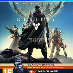 Destiny (Vanguard edition) PS4 SIGILAT - Jocuri PS4, Shooting, 16+