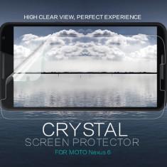 Folie Motorola Nexus 6 Transparenta by Nillkin, Lucioasa