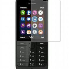 Folie Nokia 220 Transparenta - Folie de protectie Nokia, Lucioasa