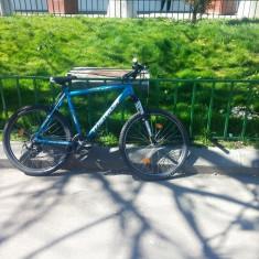 VAND BICICLETA MERIDA - Mountain Bike Merida, 22 inch, 26 inch, Numar viteze: 21, Aluminiu, Albastru