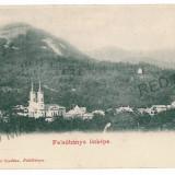 2761 - Maramures, BAIA SPRIE - old postcard - unused