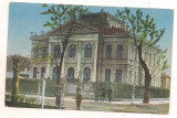 % carte postala (ilustrata)-TELEORMAN-Turnu Magurele Palatul administrativ, Circulata, Printata