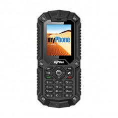 Hammer Black - Telefon MyPhone