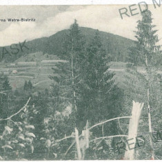 2759 - Bucovina, VATRA DORNEI, Bistrita, pasul Tihuta - old postcard - unused - Carte Postala Moldova 1904-1918