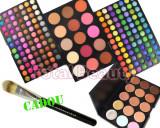 Trusa Machiaj profesionala 183 culori cu blush Fraulein + 15 Concealer + Pensula, Fraulein38