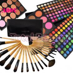 Trusa Machiaj profesionala 183 culori Fraulein + 24 Pensule + 15 Concealer CADOU - Trusa make up