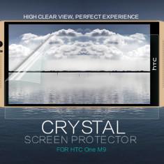 Folie HTC One M9 Transparenta by Nillkin - Folie de protectie HTC, Lucioasa