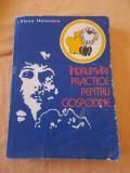 INDRUMARI PRACTICE PENTRU GOSPODINE - ELENA HEROVANU