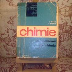 "I. Risavi - Chimie si probleme de chimie ""A1140"" - Teste admitere facultate"