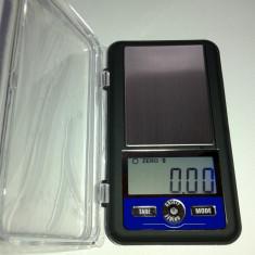 Cantar electronic de mare precizie cu platou inox pt bijuterii - AC 300g x 0.01g - Cantar/Balanta