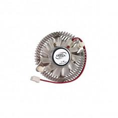 Cooler VGA DeepCool V50, ventilator 50mm, aluminiu - Cooler PC