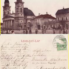 Satu Mare - rara -1907 - Carte Postala Maramures pana la 1904