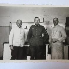 RARA! FOTO ORIGINALA SUBOFITER WEHRMACHT 1940