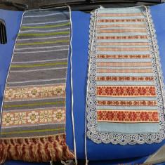 2 catrinte vechi costum popular romanesc